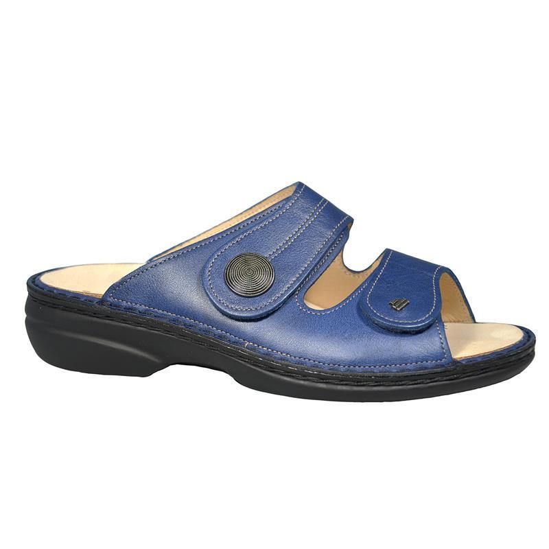 Finn Comfort Comfort Comfort Zanzíbar, sandalia, Missouri (cuero liso), azul 2550-120040 misso  ¡No dudes! ¡Compra ahora!