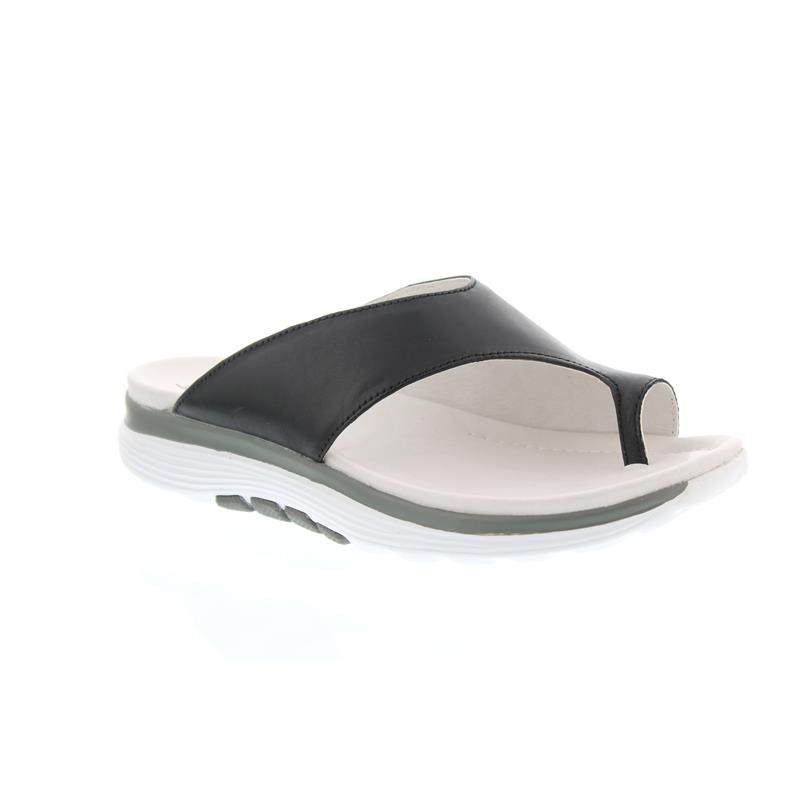 gabor comfort rollingsoft foulardcalf schwarz pantolette ebay. Black Bedroom Furniture Sets. Home Design Ideas