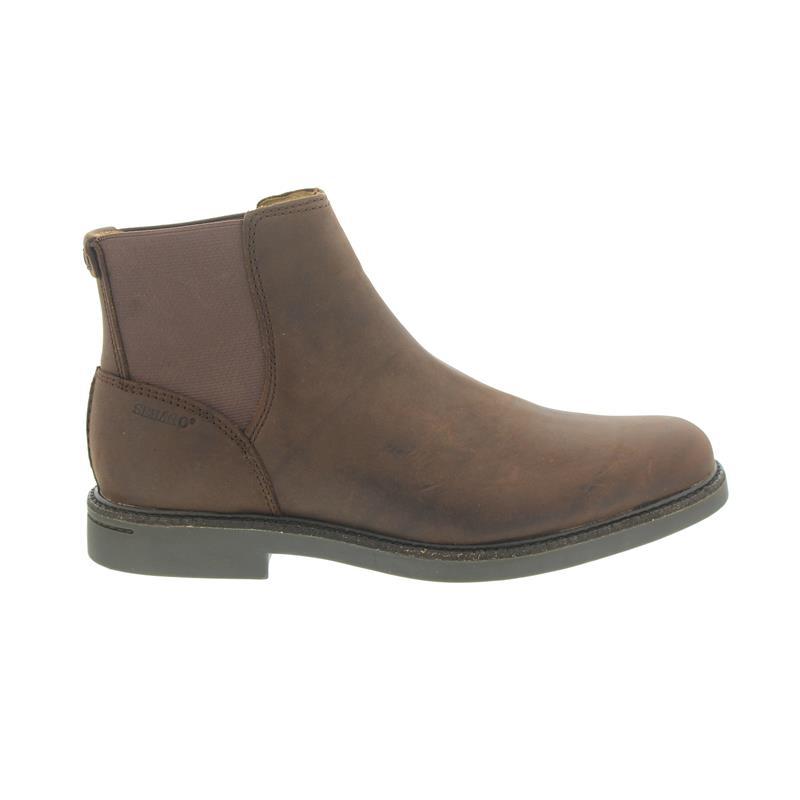 Sebago Turner Chelsea WP (Water-Proof), B810244 Dk. Brown Leather WP B810244 (Water-Proof), fbf169