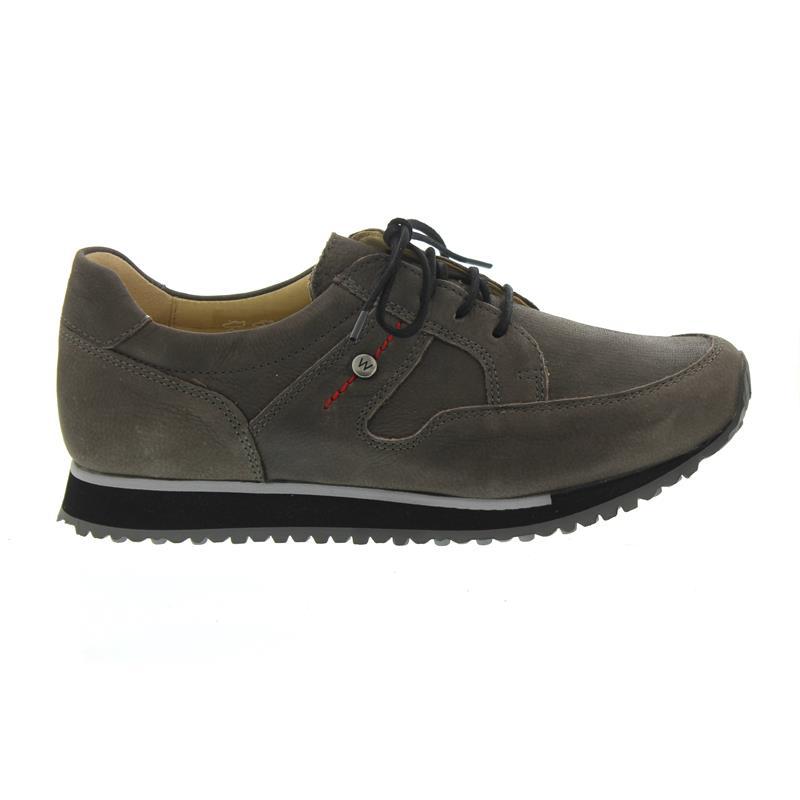 Wolky E-Walk, Sneaker, Dark Grey, Grey, Grey, STRETCH COM. Leather 05800-20201 fb94ad