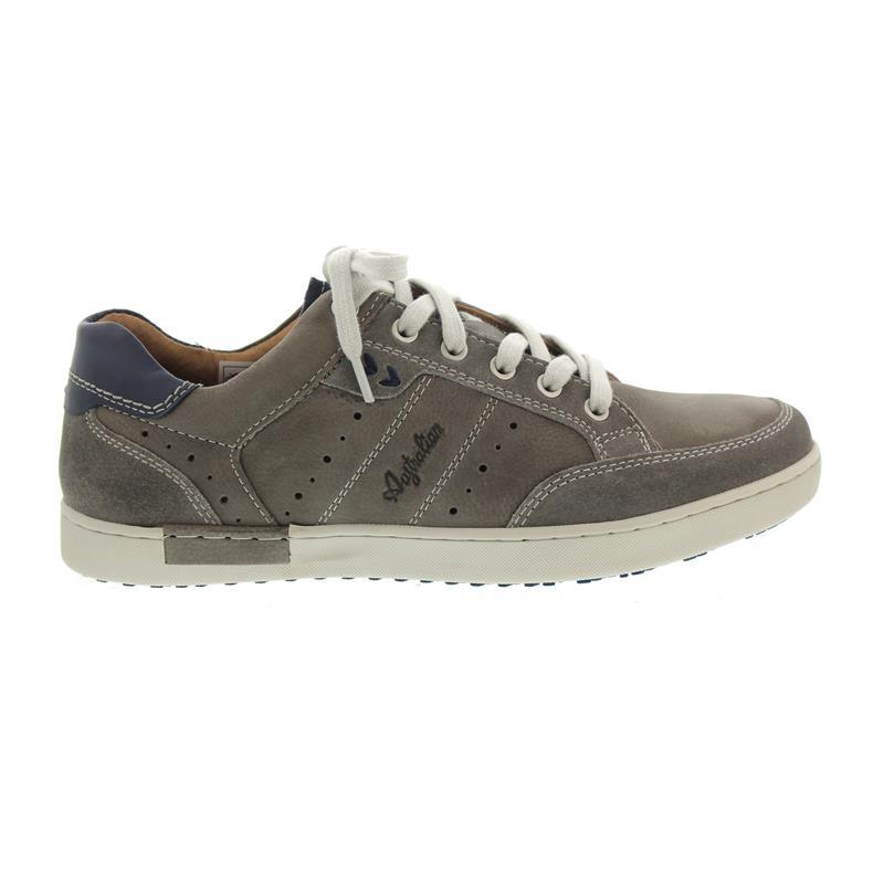 Australian Footwear Sneaker, Scott Leder (Nubukleder), Grau-Blau, Grau-Blau, (Nubukleder), Wechself., 1 9e77f8