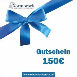 Geschenkgutschein 150.- EUR