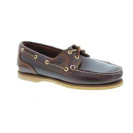 Timberland Classic 2 I Boat Shoe, Rootbeer, Full-Grain 72333