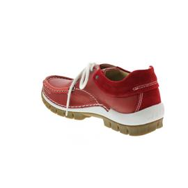 Wolky Fly, Alarm red, Halbschuh 4701-250