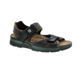 Mephisto Shark Fit Trekkingsandale, Sandalcalf 5751/5700, Dark Brown, S579