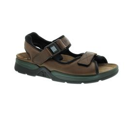 Mephisto Atlas Fit, Sandalcalf 5751 (Fettled.), Dark Brown A555