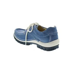 Wolky Fly, Vintage blue, Halbschuh 4701-289