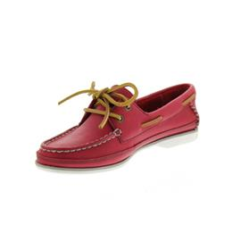 Musto / Clarks Jetto Deck, Red 0240R
