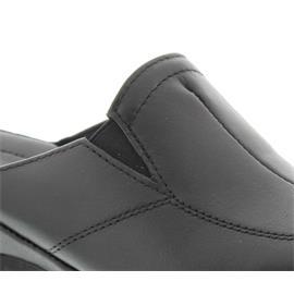 Romika Cora 02, Glattleder, schwarz, Weite G, 40mm Keil 68102-15-100