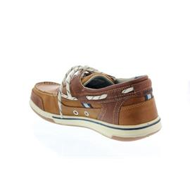 Sebago Triton Three-Eye, Full-Grain Leather, brown cognac 70004Z0-907 vorher 810-60