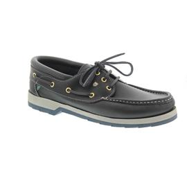 Dubarry Commander, Navy, Glattleder 3821-03