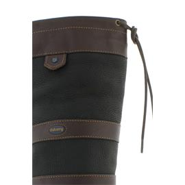 Dubarry Galway, Dry Fast - Dry Soft Leder, Black / Brown, Gore-Tex Ausstattung 3885-12