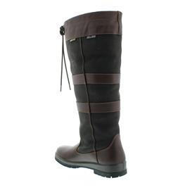 Dubarry Galway, Dry Fast - Dry Soft Leder, Black / Brown, Gore-Tex Ausstattung 3885-12