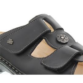 Finn Comfort Pattaya, Pantolette, Nappaseda (Glattleder), schwarz 2558-014099