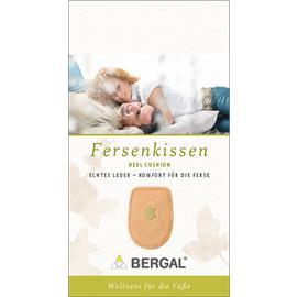 Bergal 6165 Fersenkissen Lederdecke
