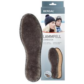 Bergal Lammfell Lambskin - Wärmend Einlegesohle 6969 - Unisex