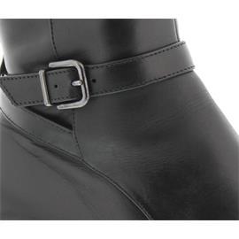 Högl Stiefel, Premiumcalf-Leder black, 104440-0100