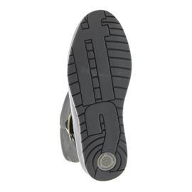 Fitwear Stiefel Dueboot Biker All Black