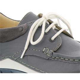 Wolky Fly, Dusty grey, Velvet leather, Halbschuh 4701-225