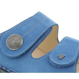 Finn Comfort Sansibar, Classic, Nubuk, Pantolette 2550-007372