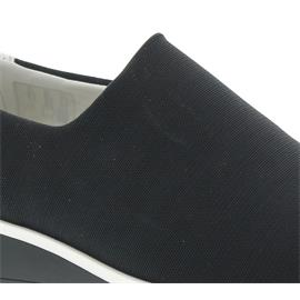 Högl Ventostretch-Slipper, schwarz 103337-0100