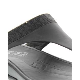 FitFlop Zehensteg - Pantolette Banda, All Black