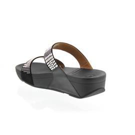 FitFlop Pantolette Aztek Chada Slide, Black