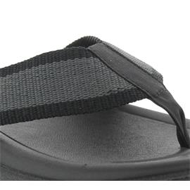 FitFlop Herren-Zehenstegpantolette Surfer, Cool Grey