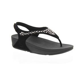 FitFlop Sandale Novy, Black