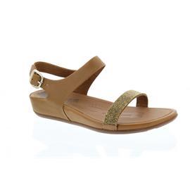 FitFlop Sandale Banda, Micro-Crystal Sandal, Tan