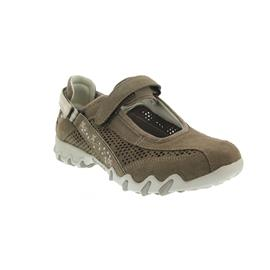 Allrounder Nimbo Perf, Foggy 37 / C. Suede 37, Taupe/Taupe AN 013