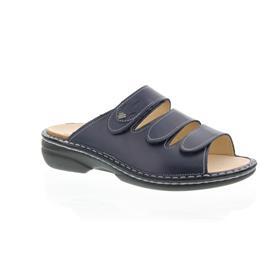 Finn Comfort Kos, Explore, darkblue, Pantolette 2554-454048