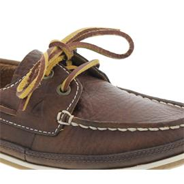 Musto / Clarks Jetto Deck, Brown 0240DBN