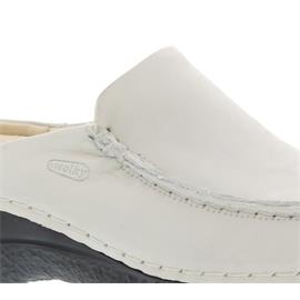 Wolky Seamy-Slide, Offwhite, Clog 6250-312