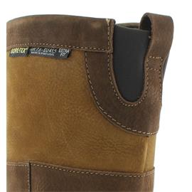 Dubarry Ultima Extra-Fit (extraweit), Dry Fast - Dry Soft Leder, Gore-Tex Ausstattung, Brown 3859-02