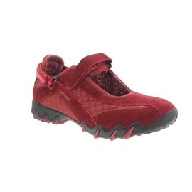 Allrounder N819, Halbschuh Niro, MD Red/MD Red
