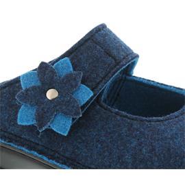Finn Comfort Arlberg, Doublefilz, Blue 6560-482241