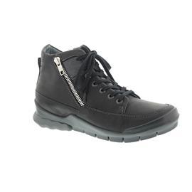 Wolky Fast, Black, Velvet leather 1250-200
