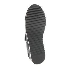 Waldläufer Hurly-Soft, Nubuk / Stretch, Weite H, Halbschuh H70301-300-001