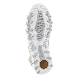 Allrounder Nimbo, S. Leather 30 / T. Soft 30, White / White N820