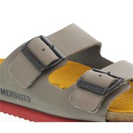 Mephisto C2235 Cedar, Pewter, Pantolette