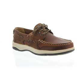 Sebago Brice Three Eye, Walnut Leather B850144