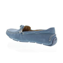 Sebago Kedge Tie, Blue Nubuck B612031