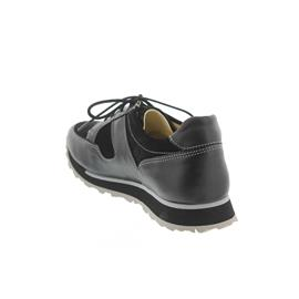 Wolky E-Walk, Sneaker, Stretch combi leather Black 05800-20009