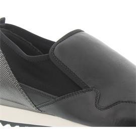 Donna Carolina Sneaker, Vitello Nero+Stelt+Strobo Acc 30.858.096_001