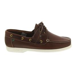 Dubarry Admirals, Brown, Glattleder 3331-02