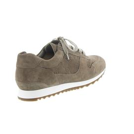 Hassia Barcelona, Sneaker, Hassiavelour-Leder, cashmere 301925-1400