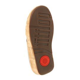 FitFlop Kys Slide, Pantolette, Bronze E31-012