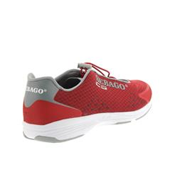 Sebago Cyphon Sea Sport, Red / Grey Textile B821006 Men
