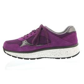 Joya Tina Grape, Vel. Leather/Textil, Soft-Style Sohle 677spo